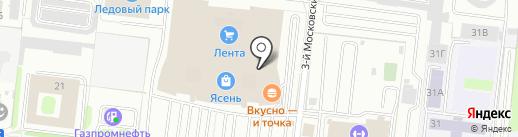 Mybox на карте Иваново