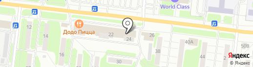 Диана на карте Иваново