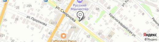STELS на карте Иваново