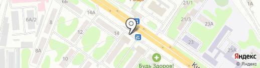 ТВОЙ ЗАЙМ на карте Костромы