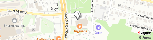 Я сервис на карте Иваново