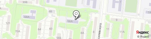 Детский сад №166 на карте Иваново