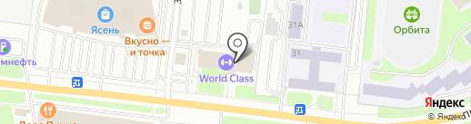 Спорт драйв на карте Иваново