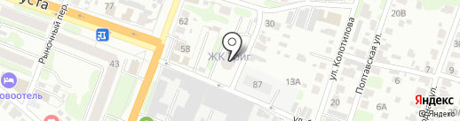 Еще один на карте Иваново