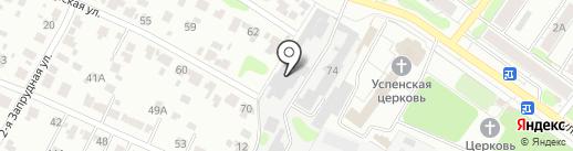 Мой ангелочек на карте Иваново