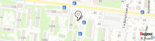 Орёл & Решка на карте Иваново