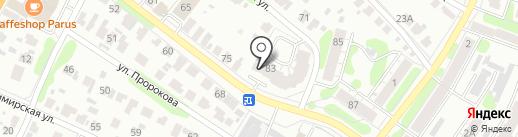 ОнлайнТО на карте Иваново