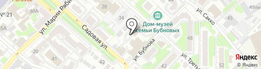 Dance Fit на карте Иваново