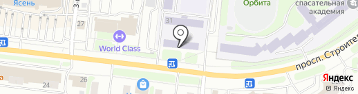 АВО-Текстиль на карте Иваново