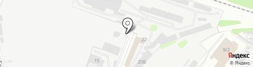 НТК на карте Иваново