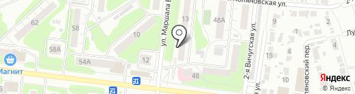 CHANTAL на карте Иваново
