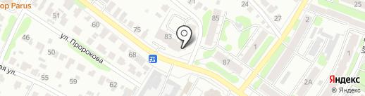 Центр мото и вело на карте Иваново
