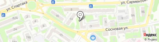 Оригинальные запчасти КАМАЗ на карте Иваново