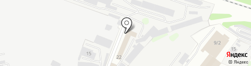 Федерация борьбы самбо г.Иваново на карте Иваново