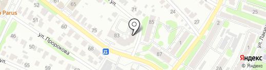 ЗАБАВА на карте Иваново