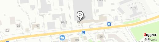 Мастерская по ремонту и пошиву одежды на карте Костромы