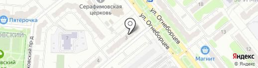 ИвСутки на карте Иваново