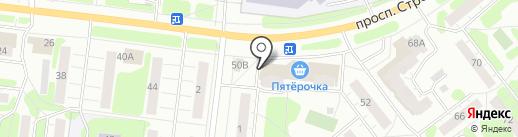 Кондитерская лавка на карте Иваново