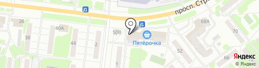 Окна-Rehau на карте Иваново
