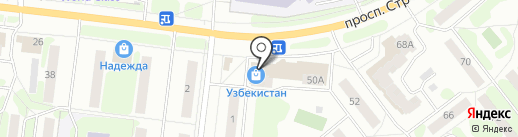 Ломбард инвестор на карте Иваново
