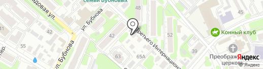 Стройсеть на карте Иваново