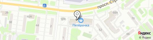 Александр на карте Иваново