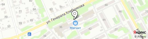Медико-социальная экспертиза №7 на карте Иваново