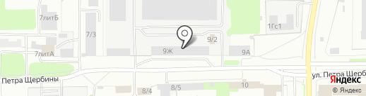 Ювелирная компания на карте Костромы