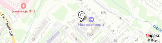 Федерация Джиу-Джитсу на карте Иваново