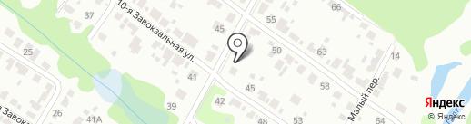 ПроДвижение плюс на карте Иваново
