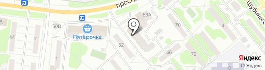 Детское время на карте Иваново