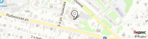 Ветасс на карте Иваново