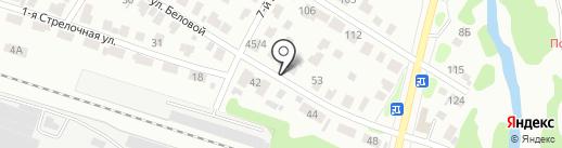 ЭлитДеколь на карте Иваново