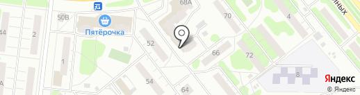 8 бочек на карте Иваново
