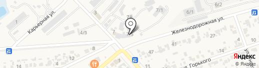 Компания Биотон на карте Новокубанска