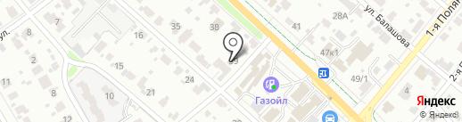 Драйв на карте Иваново