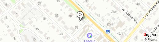 Автоаксессуары у Макса на карте Иваново