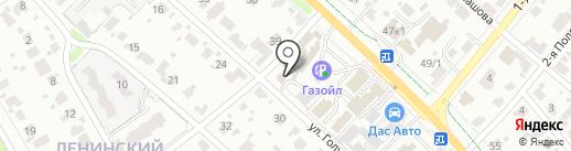 Магазин чехлов и резиновых ковриков для автомобилей на карте Иваново