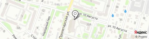 Всегда на карте Иваново
