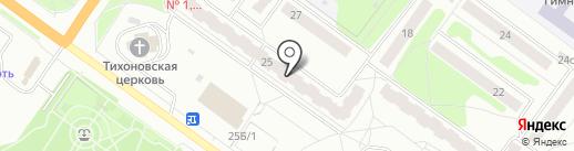 Эстэт-Строй на карте Костромы