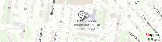 СтройАгроИнвест на карте Иваново