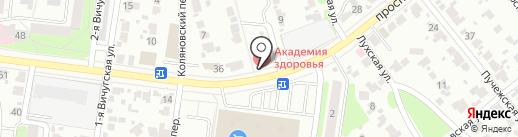 Вега на карте Иваново