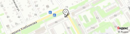 Два шага на карте Иваново