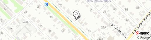 На Куконковых на карте Иваново