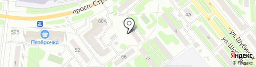 ЭкспертЛогистик на карте Иваново