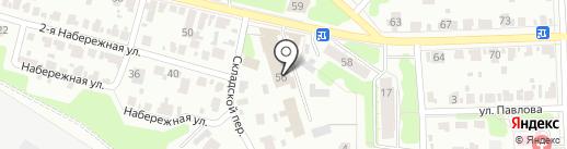 ИВТЕХНО на карте Иваново