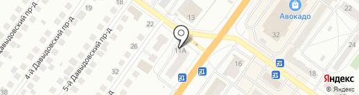 ОГОГО Обстановочка! на карте Костромы