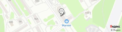 Экожилстрой на карте Костромы