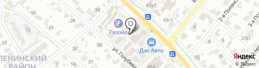Эксперт на карте Иваново
