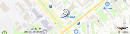 Круиз красоты на карте Иваново